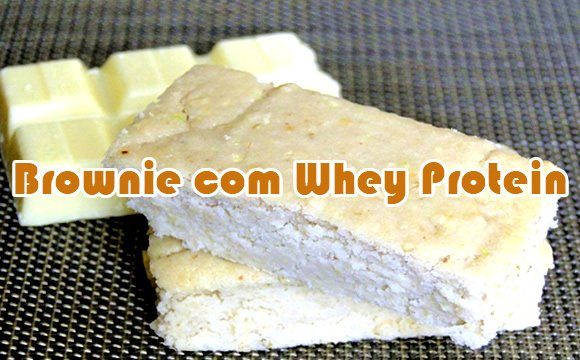 brownie chocolate branco whey protein