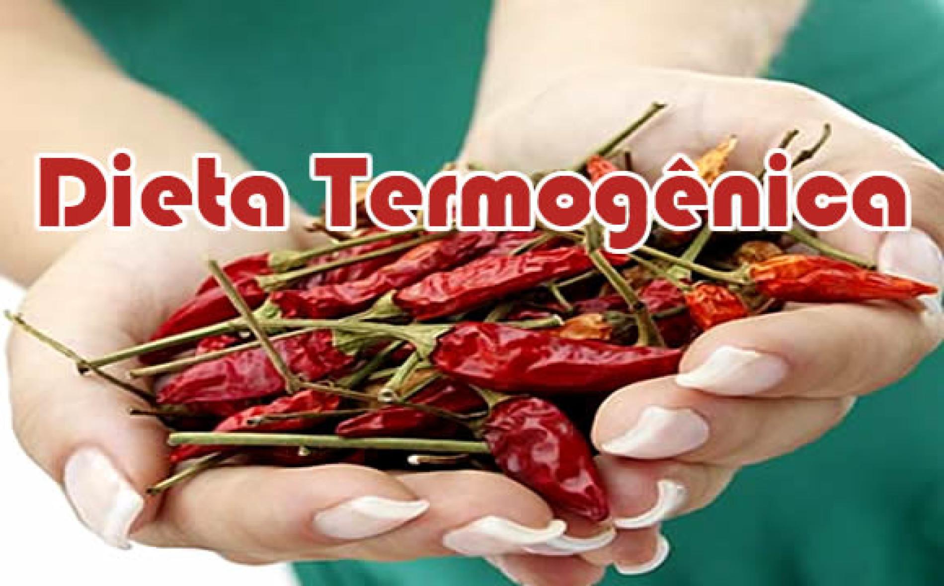 Dieta termogênica