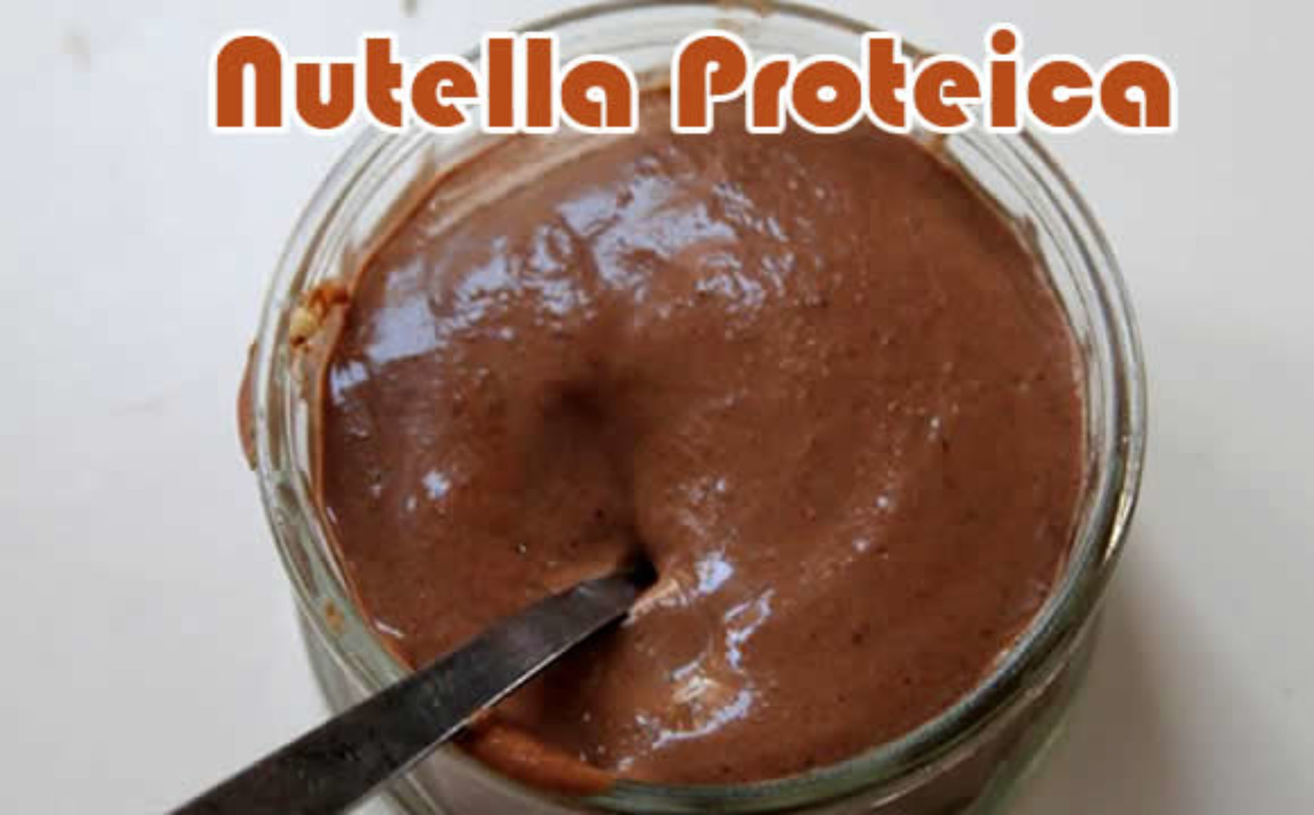 Nutella Proteica