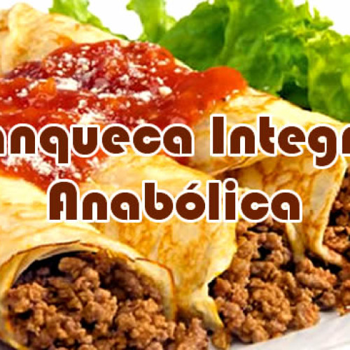 Panqueca Integral anabólica