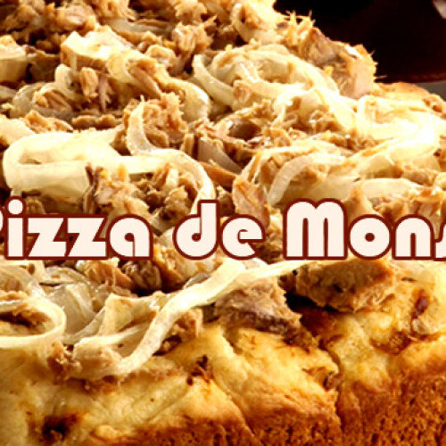 Pizza de Monstro