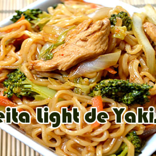 Yakisoba Light com Shirataki
