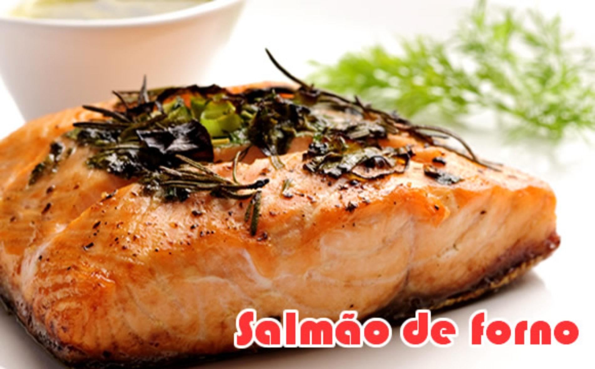 Salmão Gracyanne Barbosa – Receitas proteicas