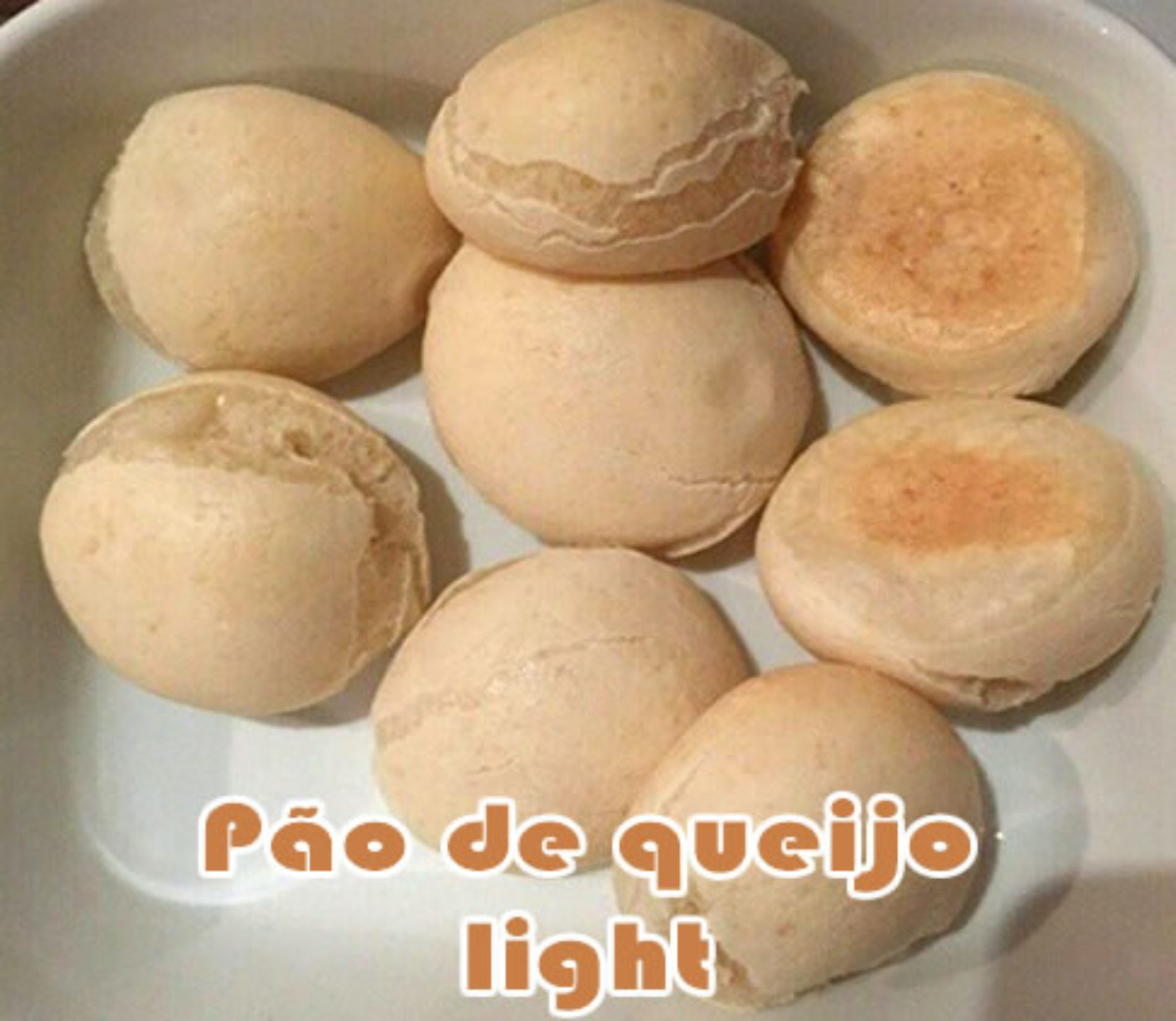 Pão de queijo light Gracyanne Barbosa