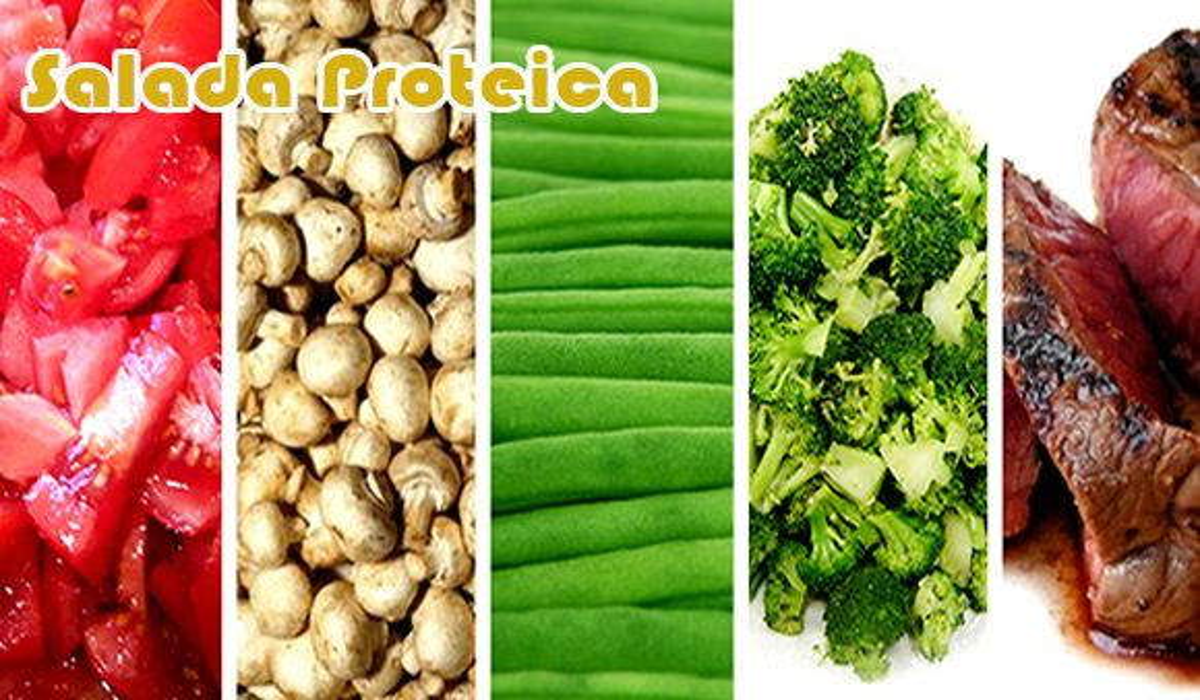 salada proteica brocolis