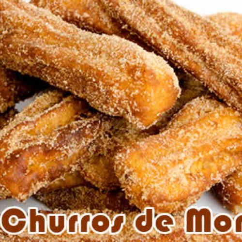 Churros proteico MONSTRO – Receitas anabólicas