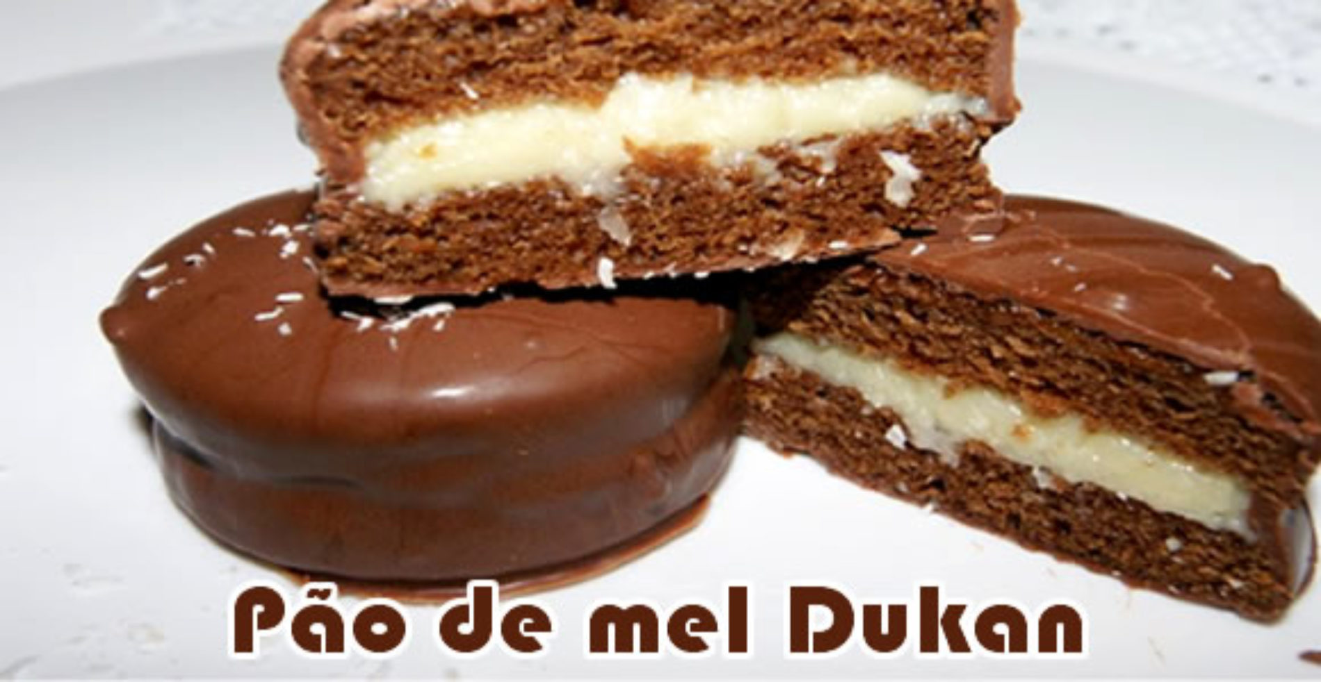 Pão de mel dukan – Receitas dukan