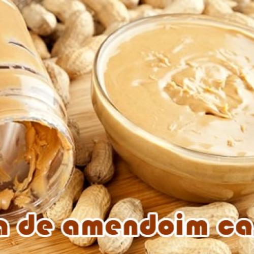 Pasta de amendoim caseira – Receitas Fit