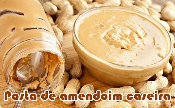 pasta de amendoim caseira light receitas fit