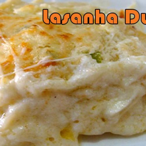 Lasanha Bolonhesa – Dieta Dukan