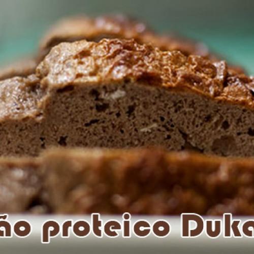 Pão dukan proteico