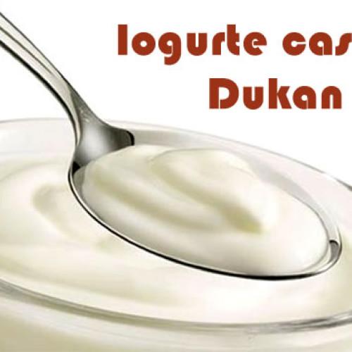 Iogurte caseiro – Dieta Dukan