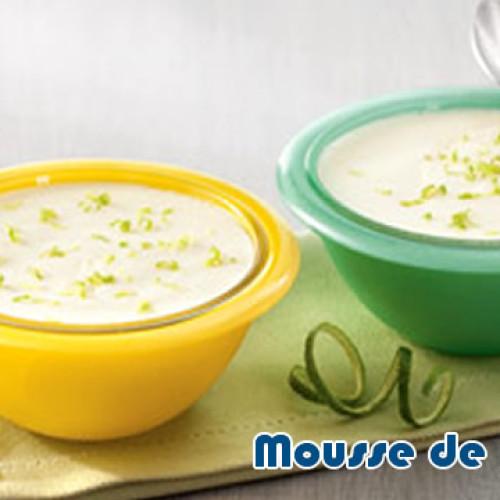 Mousse de limão fácil – Receitas Dukan