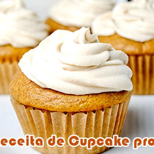 Cupcake Snickerdoodle proteico
