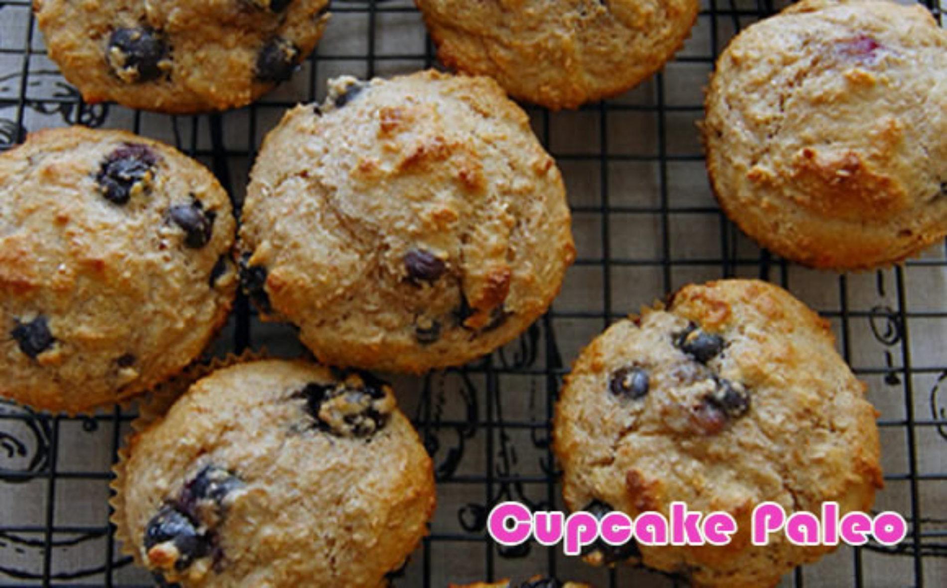 Cupcake – Receitas Paleo