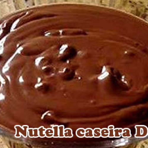 Nutella – Receitas dukan