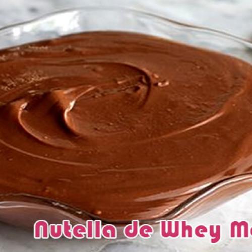 Nutella de Whey Monstro