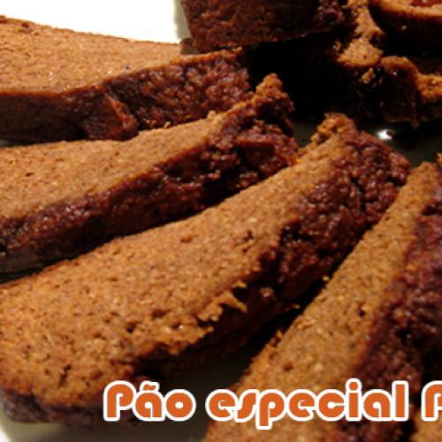 Pão especial – Receitas Paleo