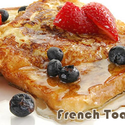 French Toast nutritiva