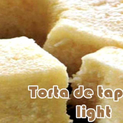 Torta de tapioca – Dieta dos Pontos