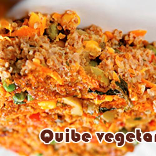 Quibe vegetariano – Receitas fit