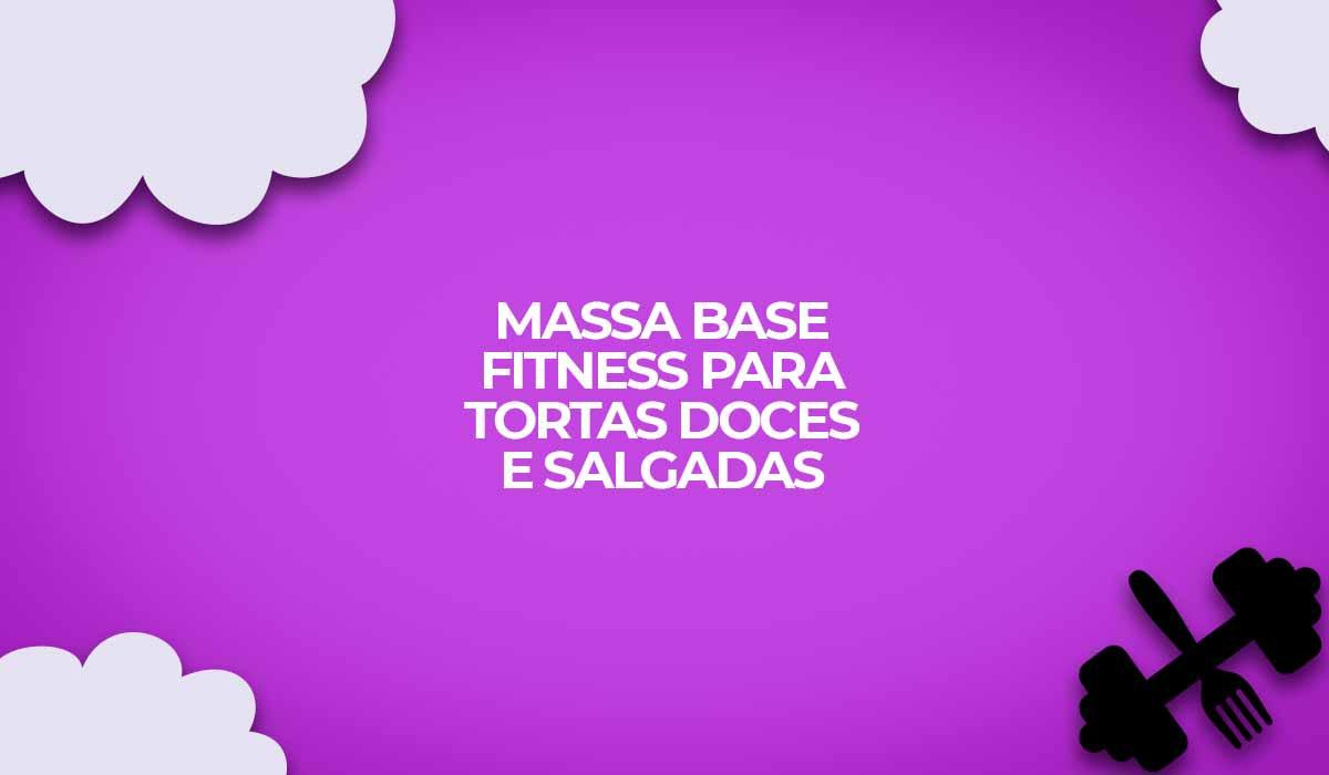 receita fit de massa brisee tortas doces e salgadas