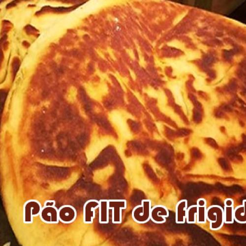 Pão de frigideira FIT para o seu café da manhã