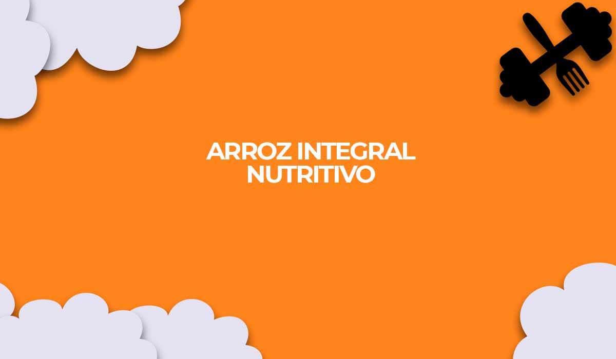 receita arroz integral nutritivo fit