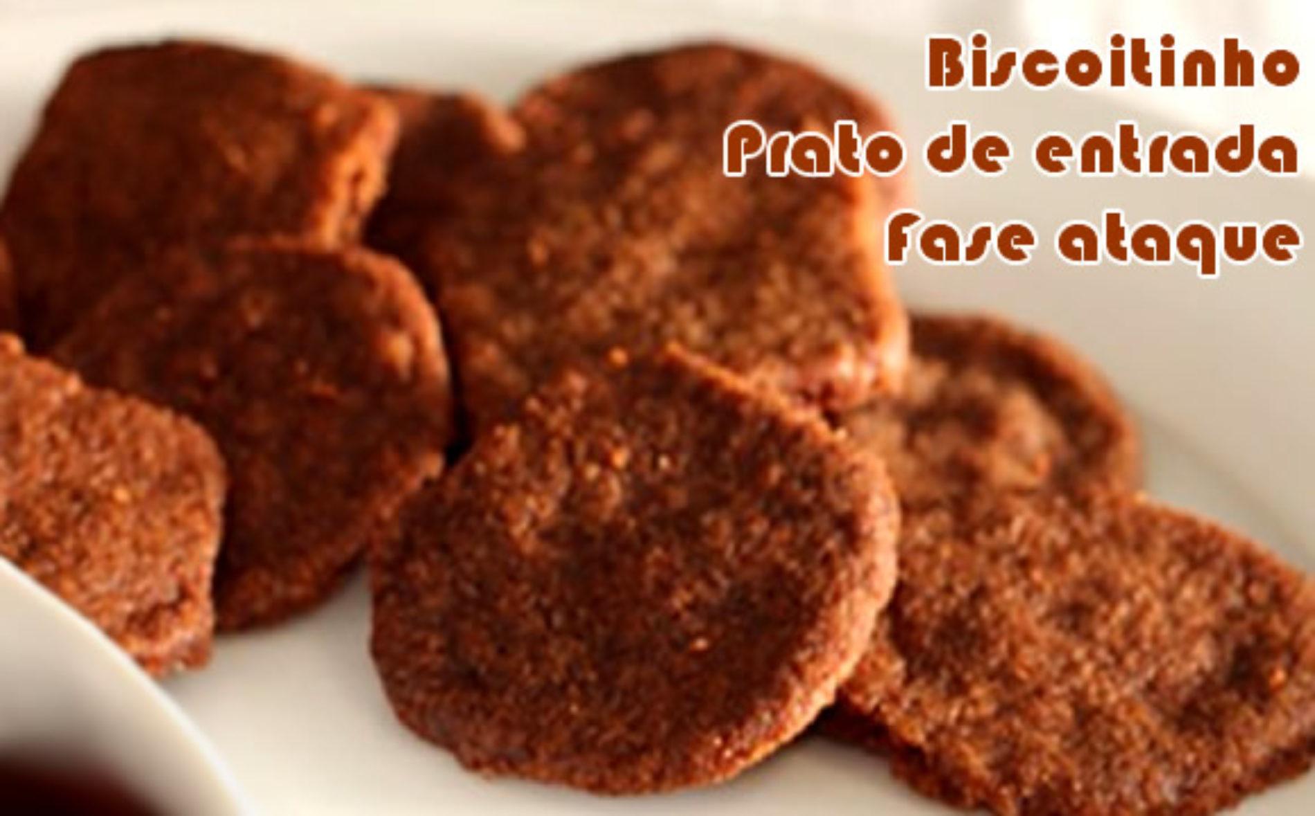 Biscoito de micro-ondas – Receitas dukan