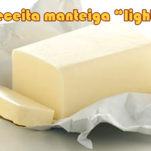 Manteiga caseira light – Receitas fit