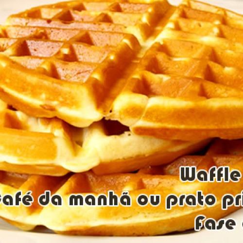 Receita de waffle proteico dukan ataque