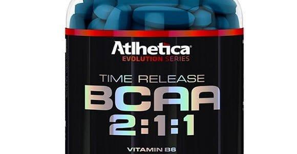 O que é o BCAA Time Release