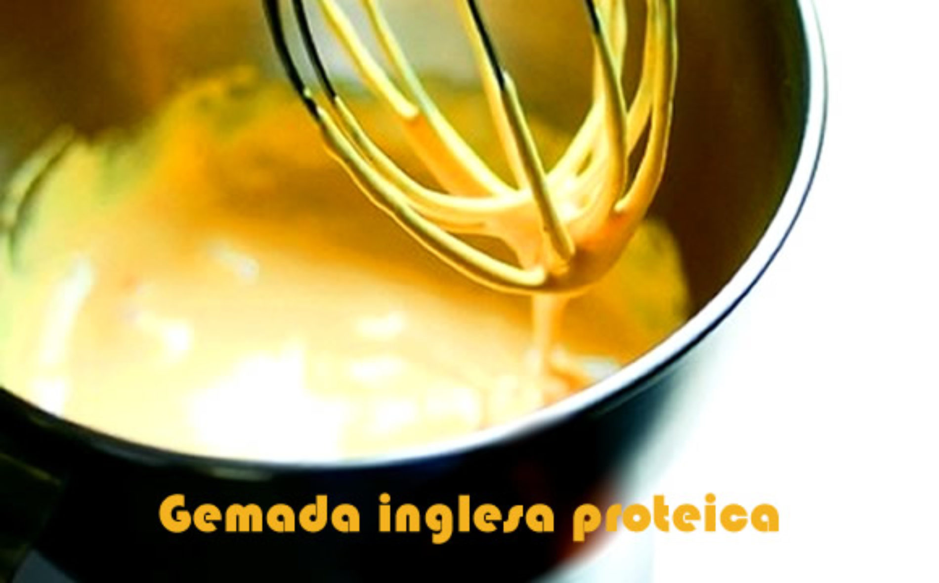 Gemada inglesa proteica