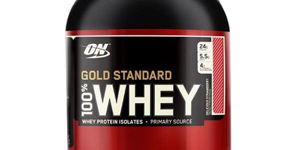O que é o 100% Whey Gold Standard?