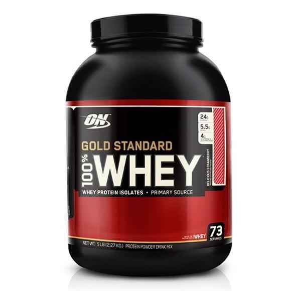 whey gold standard o que e suplemento