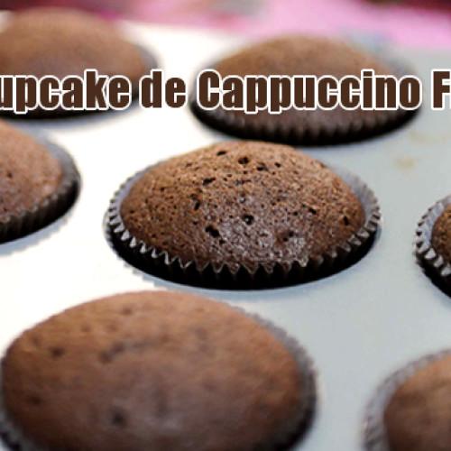 Cupcake de cappuccino com farelos – Receitas dukan