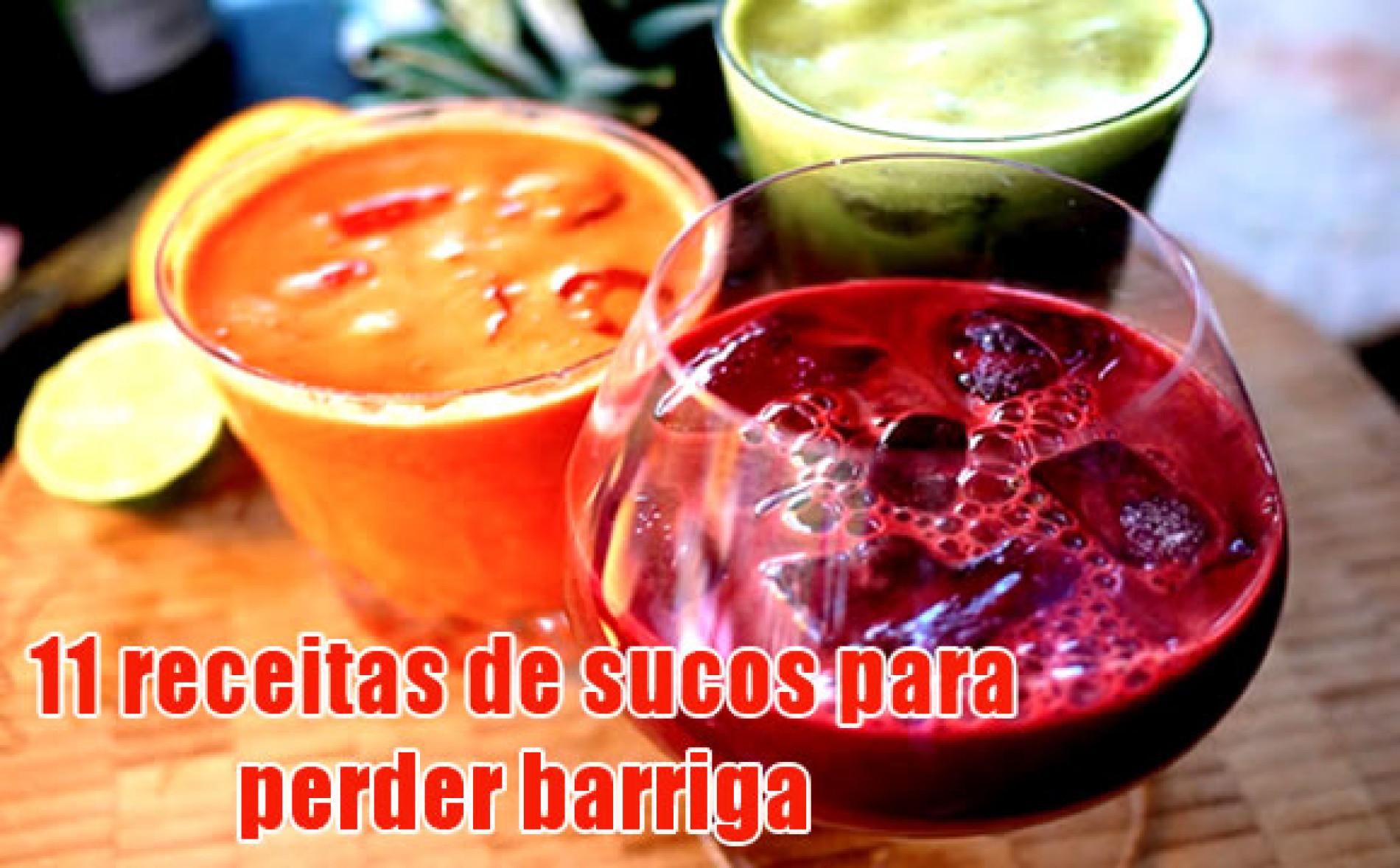 Abdômen Definido – 11 receitas de sucos para afinar a cintura