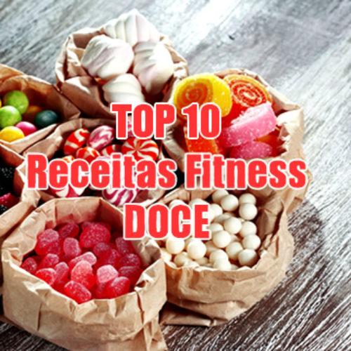 Receita Fitness Doce – TOP 10 melhores receitas