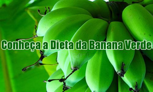 Dieta da banana verde