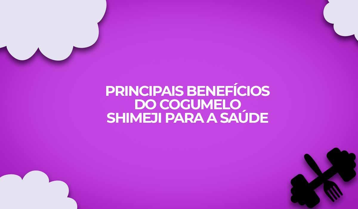 beneficios shimeji receita nutrientes cogumelo
