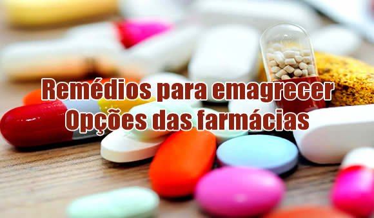 remedios emagrecer urgente