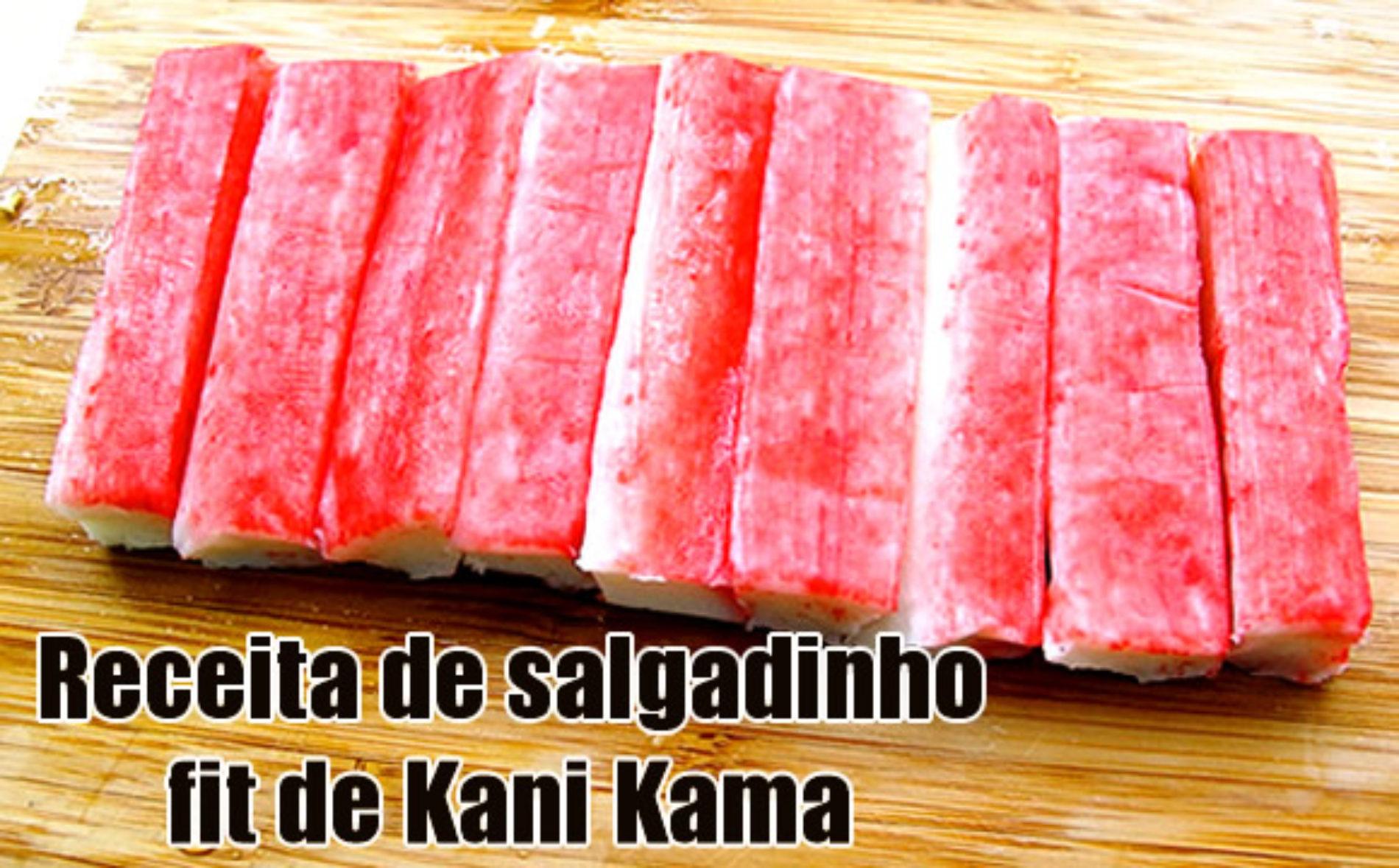 Salgadinho Chips FITNESS de Kani Kama