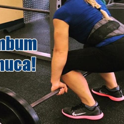 Três benefícios dos exercícios para glúteos, o bumbum na nuca!