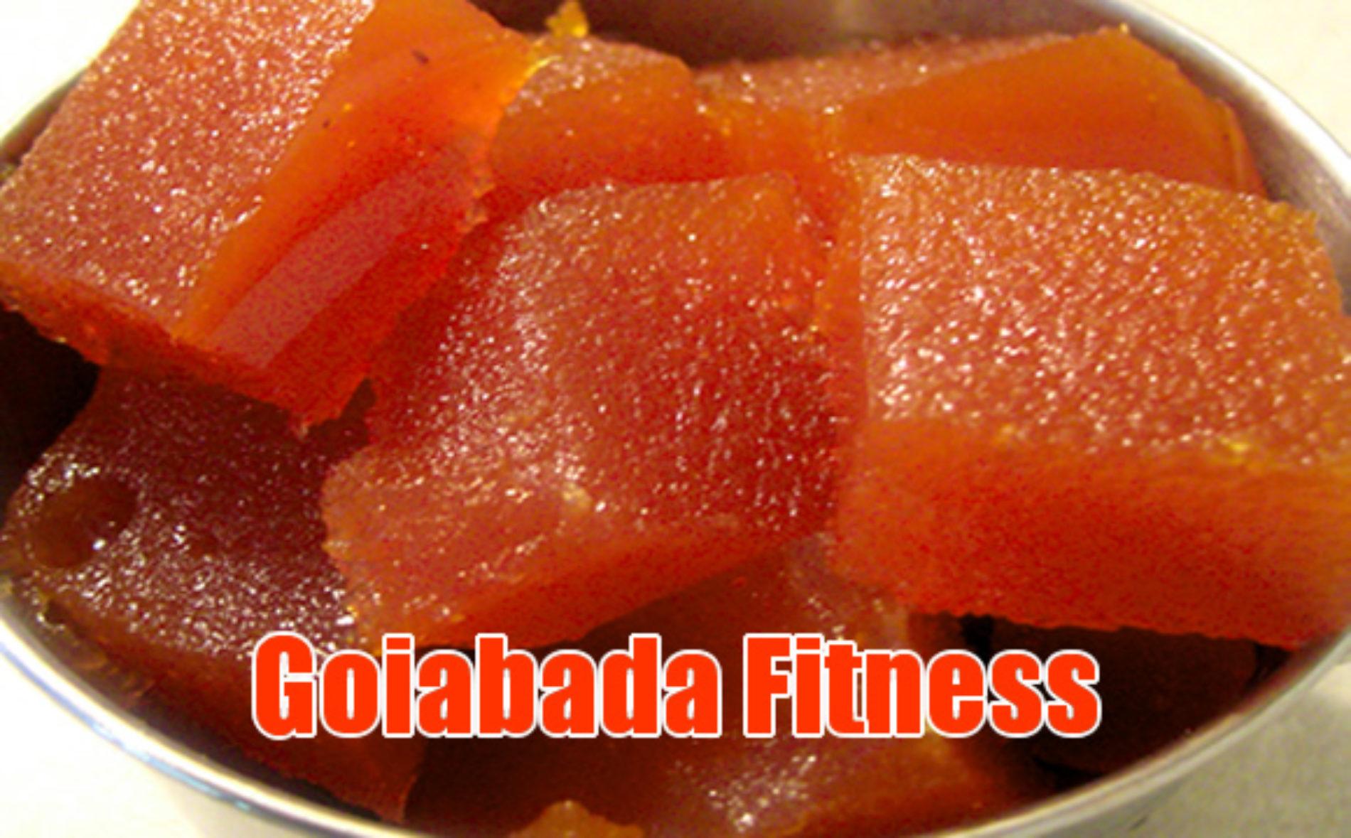 Goiabada fitness