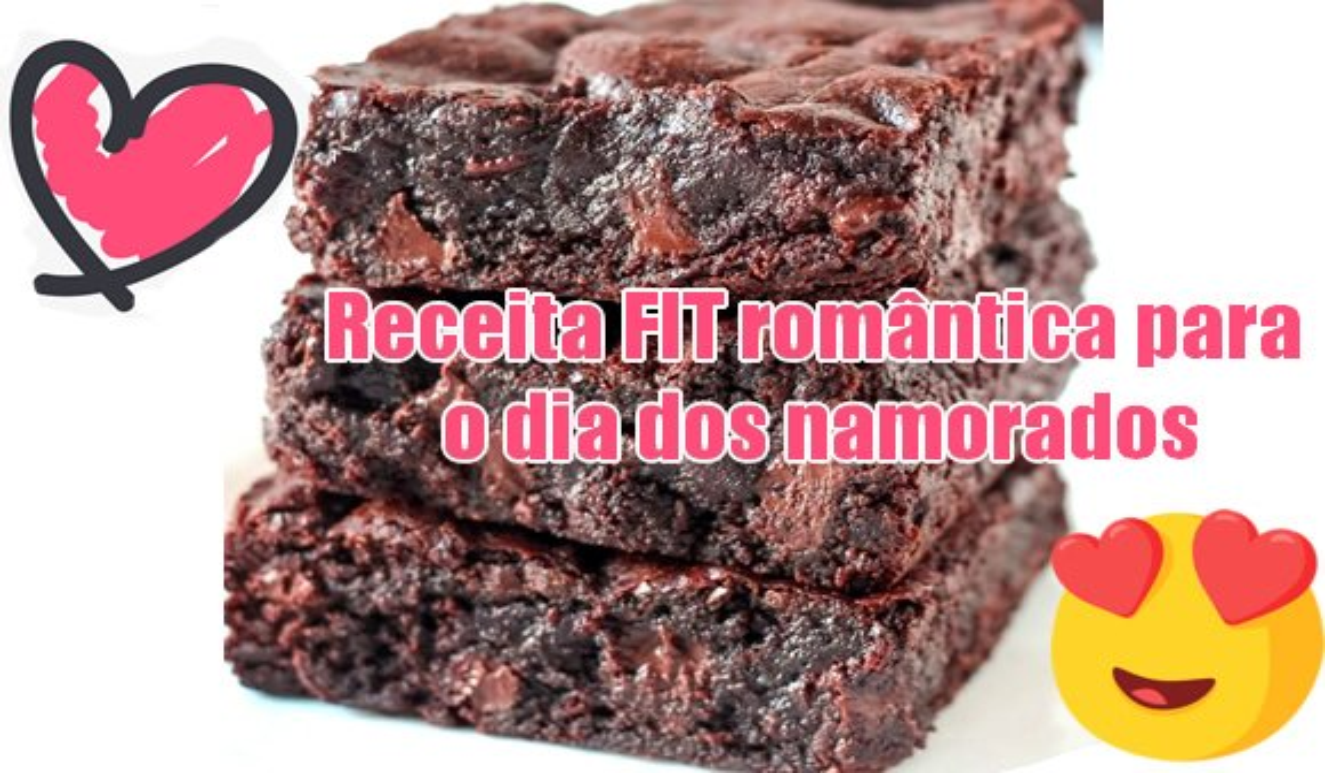 receita fitness romantica dia dos namorados