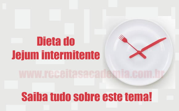 dieta jejum intermitente
