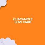 guacamole low carb receitas fitness