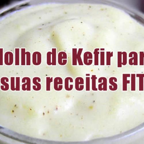 O melhor molho de Kefir para suas receitas