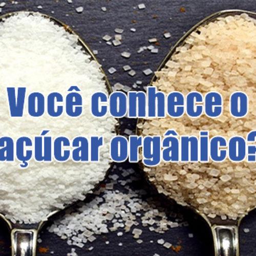 Principais benefícios do açúcar orgânico