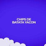 chips de batata yacon